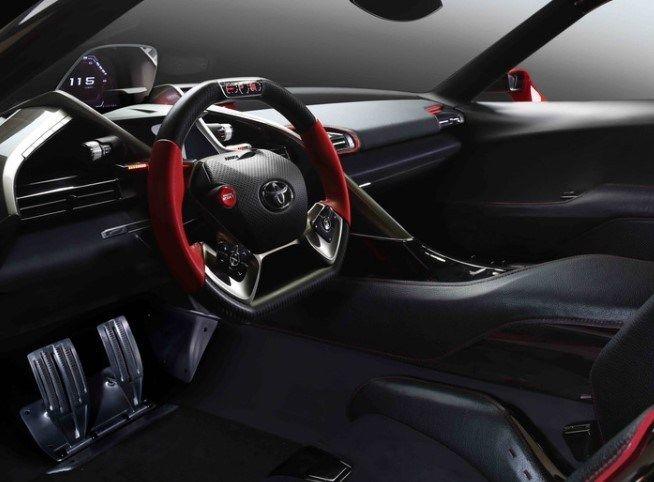 2020 Toyota Supra Interior Toyota Supra Supra Toyota