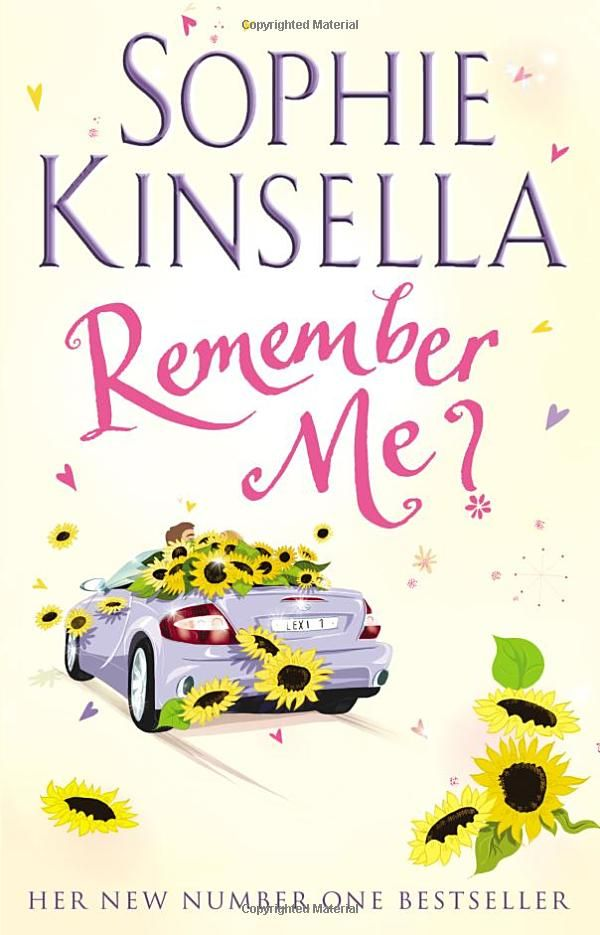 Remember Me?: Amazon.co.uk: Sophie Kinsella: Books