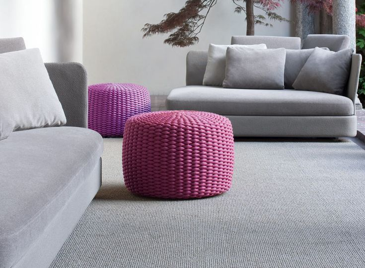 23 best Outdoor Pouffs \ Ottomans images on Pinterest Decks - designer gartensofa indoor outdoor