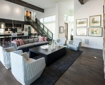 Oak Hardwood Design Ideas, Pictures, Remodel, and Decor - page 3