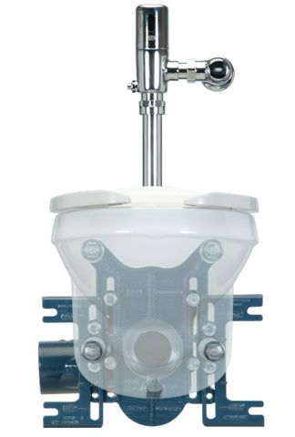 Zurn Z1201 N EZCarry™ High Performance Water Closet Carrier, Adjustable  Horizontal Siphon Jet