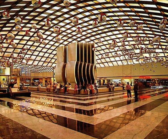 Plaza Satélite c. 1980