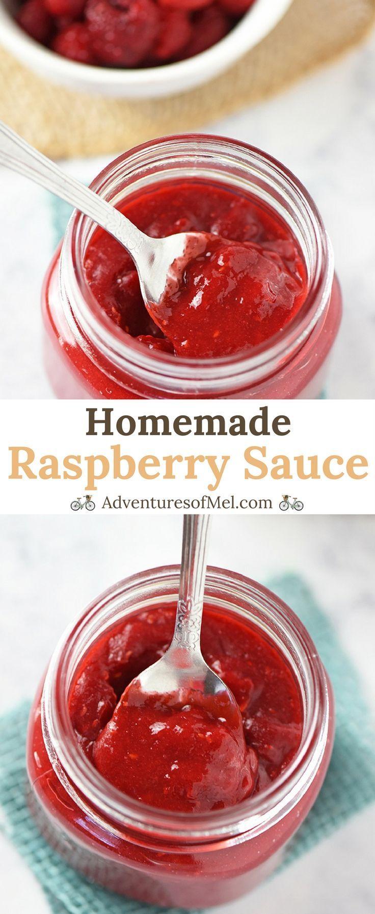 Best 25+ Raspberry sauce ideas on Pinterest | Ice cream ...