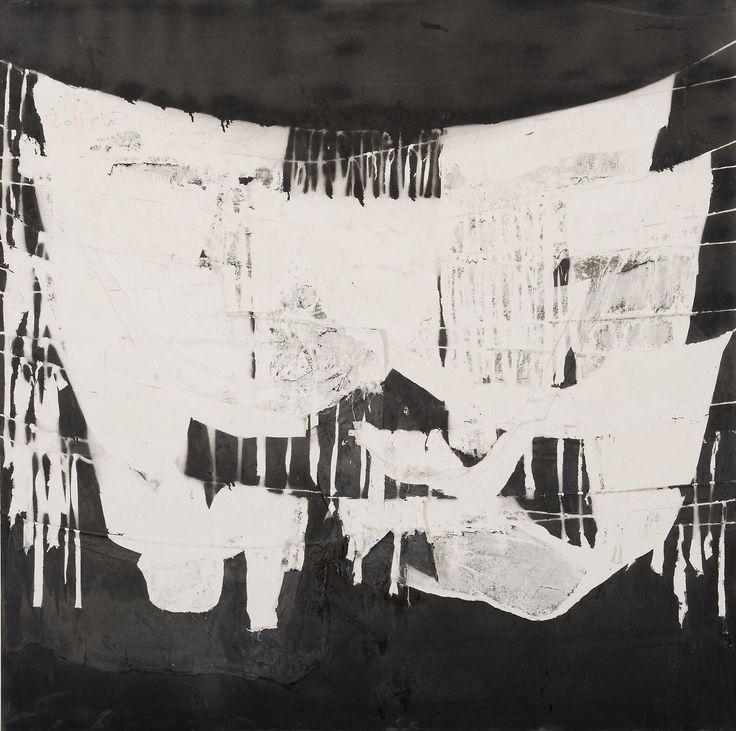 Tammam Azzam, 'Laundry Series', 2011, Mixed Media on Canvas,170 x 170 cm #art #tammamazzam #ayyamgallery