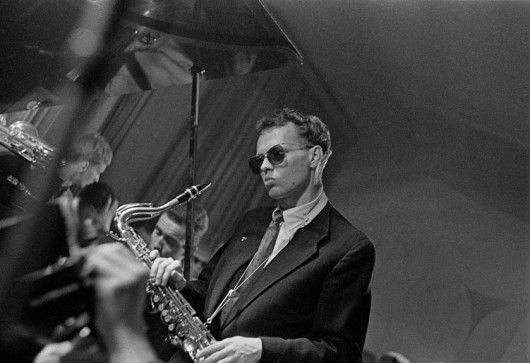 """Ryszard Horowitz """"All That Jazz"""" - Jan Ptaszyn Wróblewski"""
