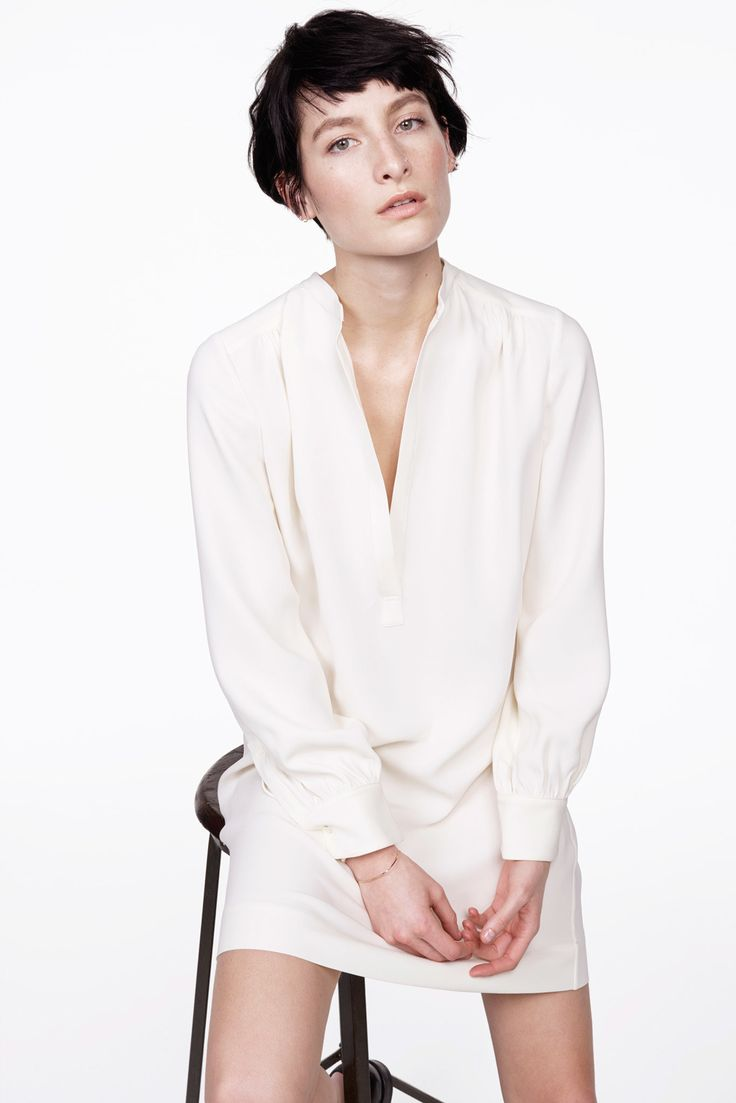 Nili Lotan Fall 2015 Ready-to-Wear Fashion Show #stylingmrsoliver.com