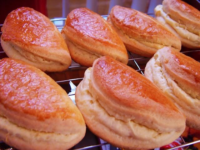 Sour Cream Pockets (Grietiniečiai)  Lithuanian Cookies