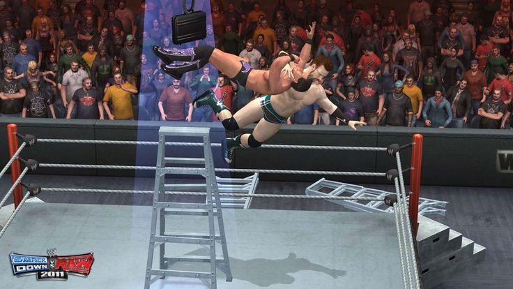 WWE-Smackdown-VS-RAW-2011-DVD-Gameplay-Screenshot-2