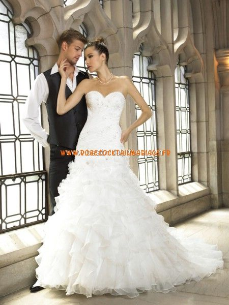 Moonlight Valerie Couture Robe de Mariée - Style H1183