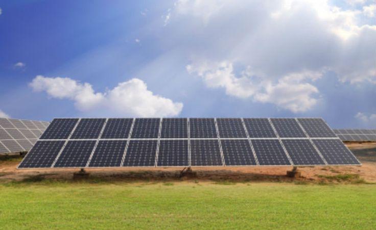 O que é energia solar e como funciona o processo de geração de eletricidade via radiação solar?