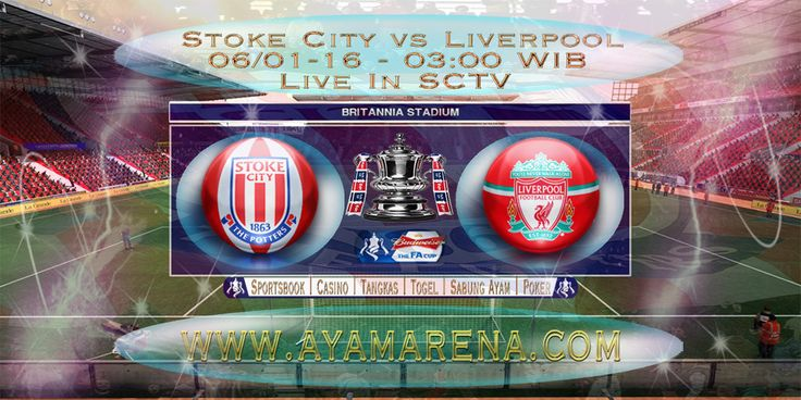 Dewibola88.com | ENGLISH LEAGUE CUP | STOKE CITY vs LIVERPOOL | Gmail : ag.dewibet@gmail.com YM : ag.dewibet@yahoo.com Line : dewibola88 BB : 2B261360 Path : dewibola88 Wechat : dewi_bet Instagram : dewibola88 Pinterest : dewibola88 Twitter : dewibola88 WhatsApp : dewibola88 Google+ : DEWIBET BBM Channel : C002DE376 Flickr : felicia.lim Tumblr : felicia.lim Facebook : dewibola88