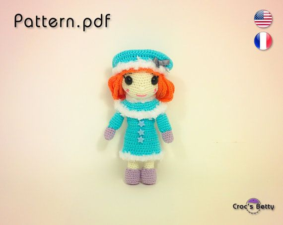 Pattern  Nougatine by CrocsBetty on Etsy