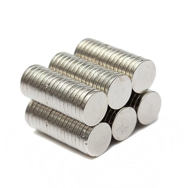 Wallmart.win 100pcs 6 X 1mm Neodymium Disc Super Strong Rare Earth N35 Magnets: Vendor: BG-US-Toys-Hobbies-and-Robot Type: Magnetic Toys…