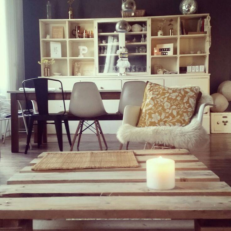 Home vintage et boheme . Salon , salle à manger .  Www.angelshop.bigcartel.com