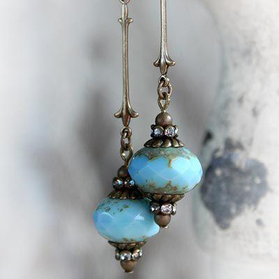 Sky+Ornament+Earrings
