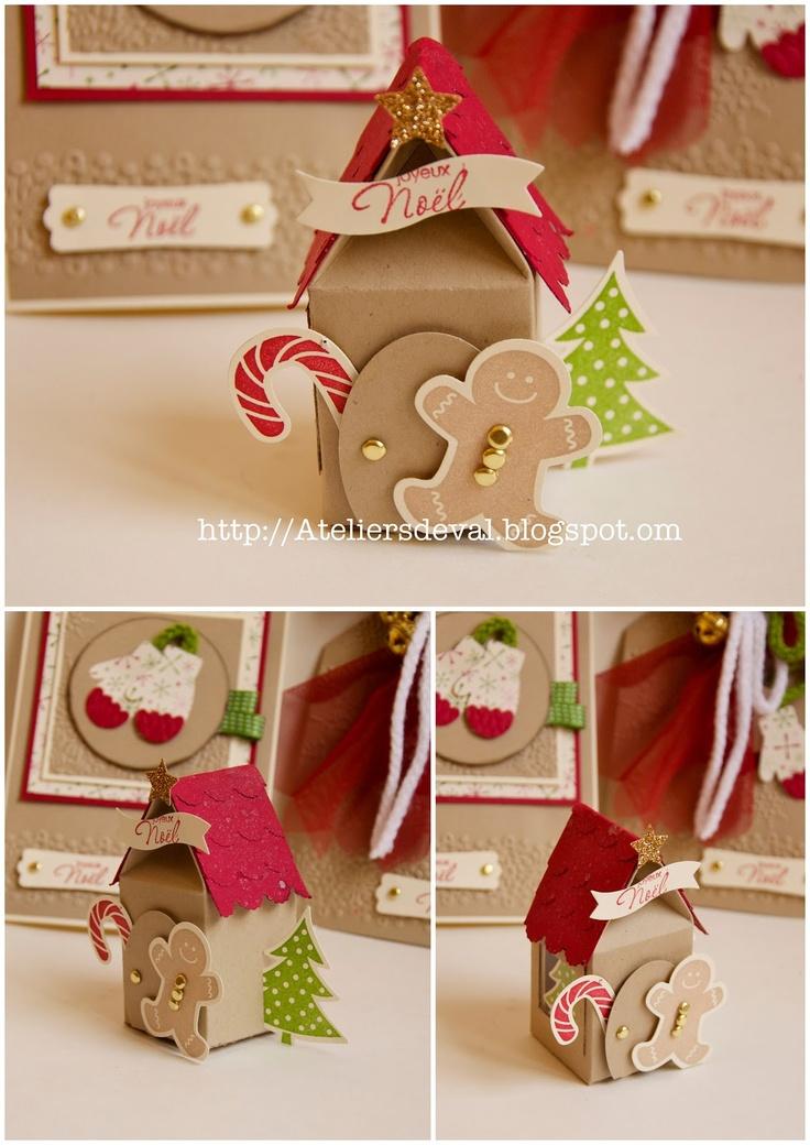 Swap paquet de Noel | Les Ateliers de Val