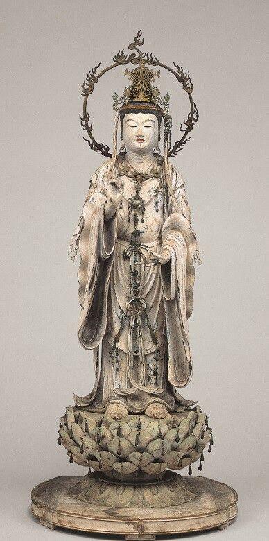 高山寺 白光神像