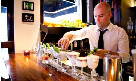 Ten Best Bars in Amsterdam