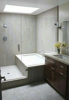Zobacz zdjęcie Wanna + prysznic w jednym :D I dodatkowo naprawdę elegancko się prezentuje ^_^