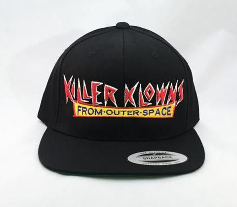 2017 Killer Klowns from Outer Space Snapback Cap New Listing Men Women Baseball  Cap US 1988 Science Fiction Film Embroidery Hats f3aa64811b43
