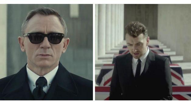 Se estrenó el video del tema de la nueva película de James Bond