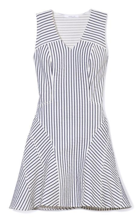 V-Neck Tulip Dress by 10 Crosby Derek Lam Now Available on Moda Operandi