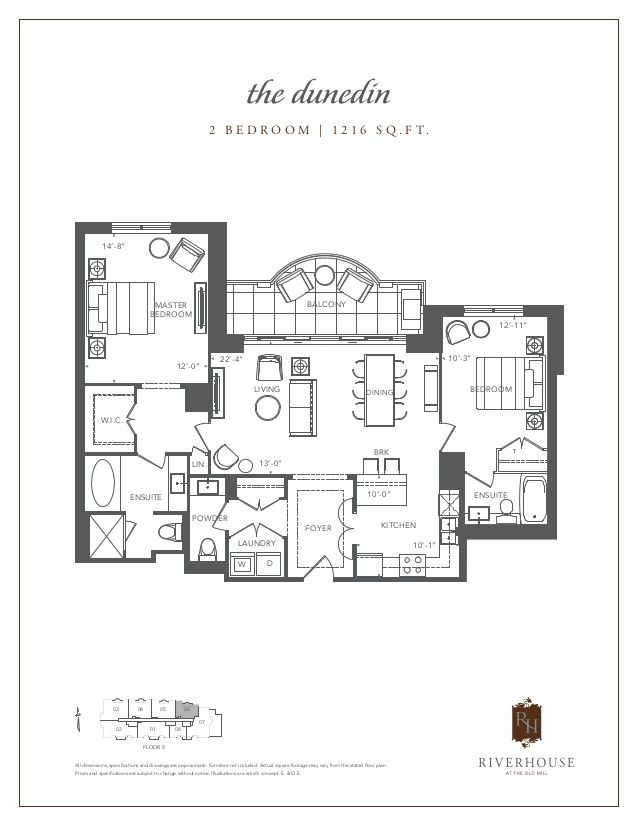 9 best the peaks at south peak images on pinterest floor plans riverhouse at the old mill toronto malvernweather Gallery