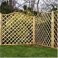 Tarmec and Croft Fencing and Gates Continental Panels