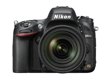 Nikon Россия - Цифровые фотокамеры - Зеркальные - Любительские - D600