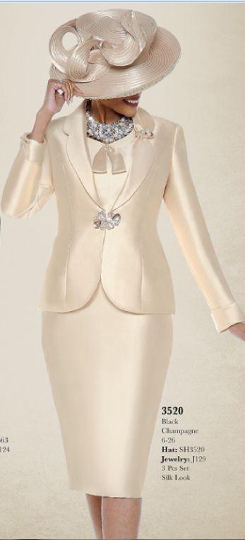 Church Suit 3520 By Susanna - Divine Church Suits
