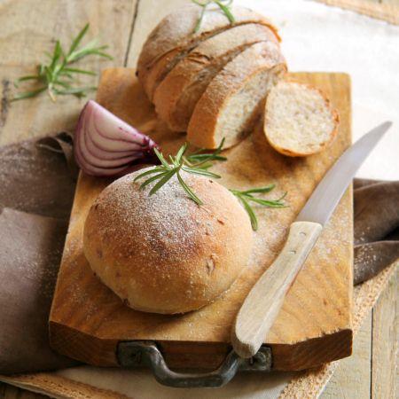 Onion Bread. Pane alla cipolla.