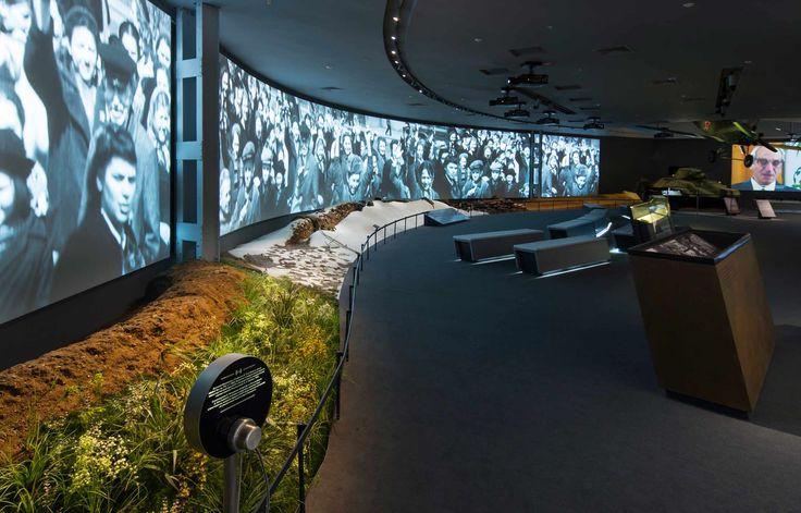 Jewish Museum and Tolerance Center « ACCIONA Producciones y Diseño
