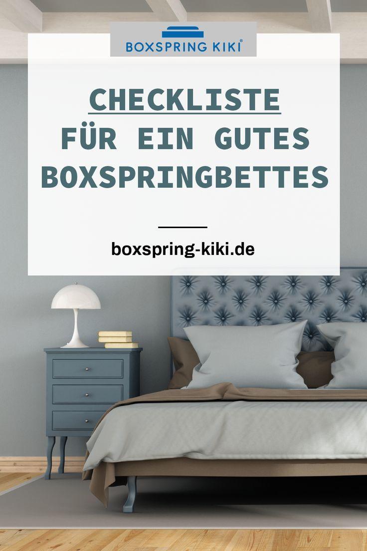 Pin Von Alexandra Auf Boxspringbett Boxspringbett Betten Kaufen