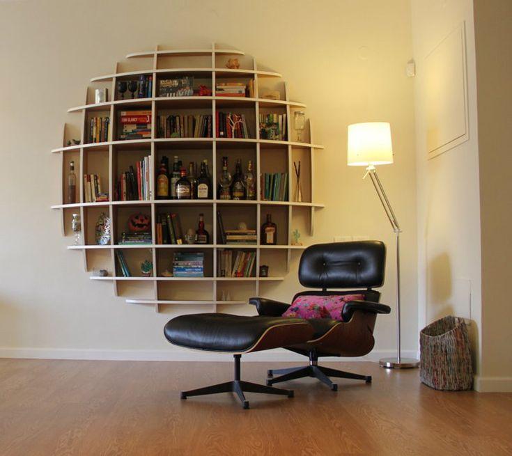 best 25 unique wall shelves ideas on pinterest art wall kids display wood boards for crafts. Black Bedroom Furniture Sets. Home Design Ideas