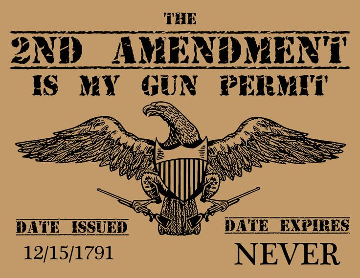 the 2nd amendment Contrary to what some confused and unlettered judges think, the second amendment does indeed protect an individual right neither is it opaque or difficult to understand.