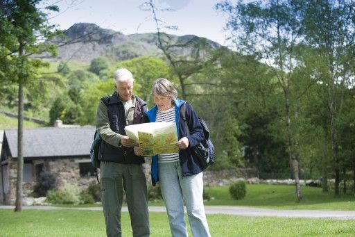 Eskdale Camping and Caravanning Club Site