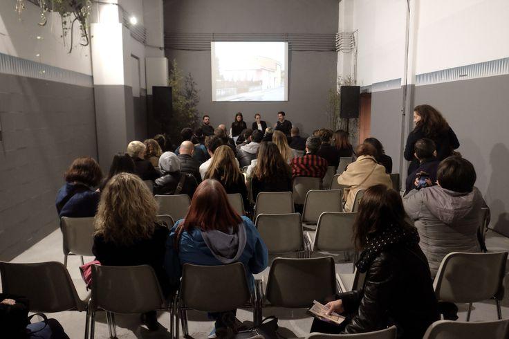 La serata a Paratissima 2017, organizzata insieme a NoPhoto, grazie a Laura Tota per la collaborazione, per presentare BalterBooks e il lavoro fotografico di Carmen Colombo, prima autrice pubblicata.