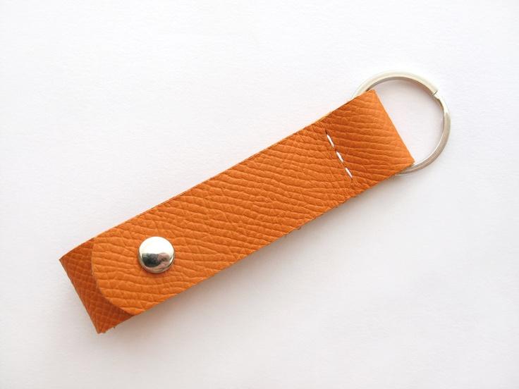 Leather Key