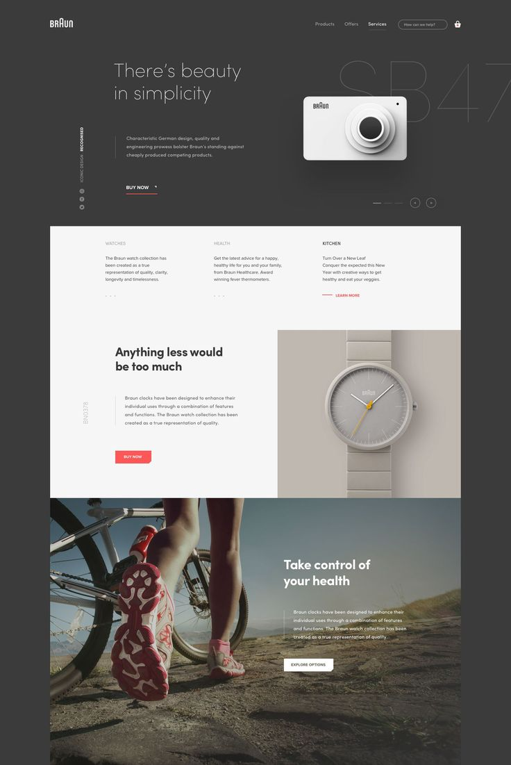 6766 Best Web Designs Inspiration Images On Pinterest