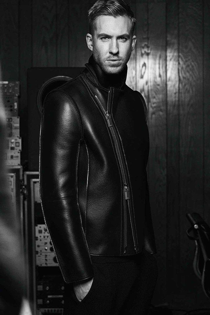 Calvin Harris dons Emporio Armani as an underwear model (again) - GQ.co.uk