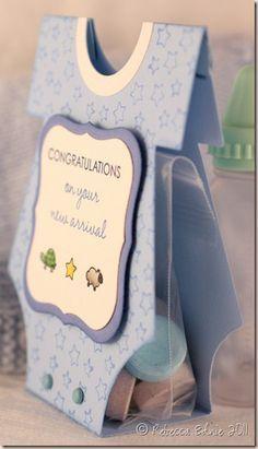 Zonder de snoepjes als felicitatiekaartje.
