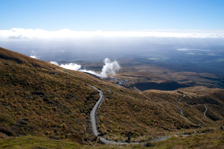 #Ketetahi #Springs #Tongariro #Alpine #Crossing #NZ