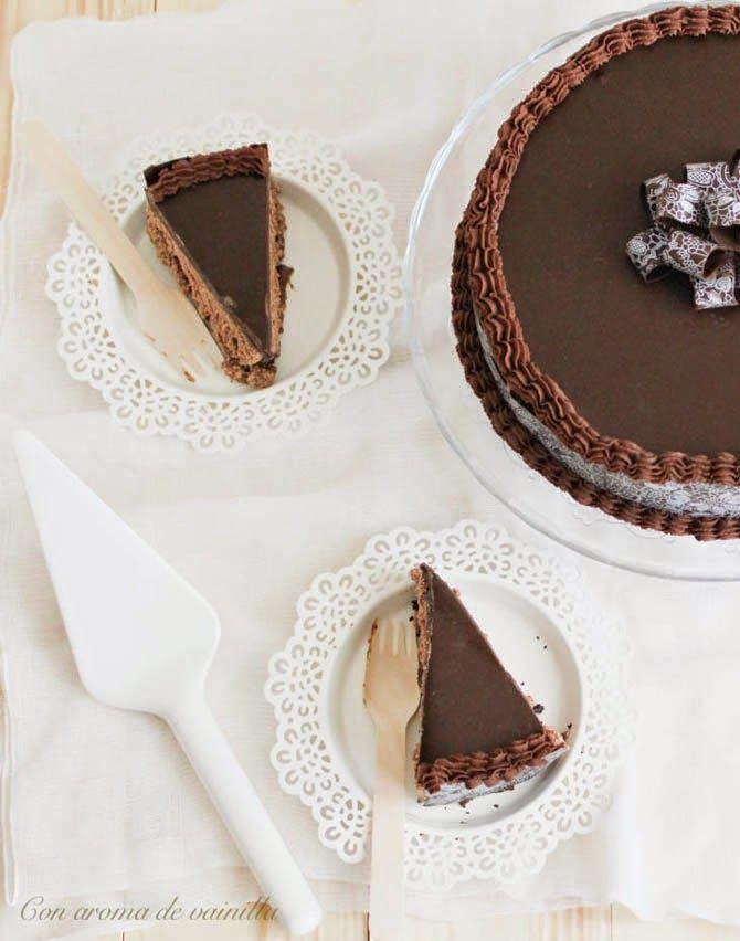 Tarta mousse de Nutella google will translate
