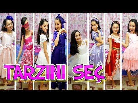 f6191dd3d2150 Yeni Kıyafetler Yeni Kostümlerle Mini Defile Hangisi Senin Tarzın? - YouTube