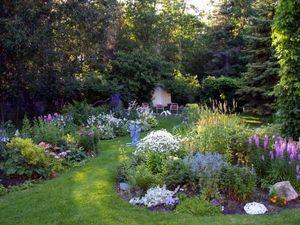 gardenscapes idea for back yard
