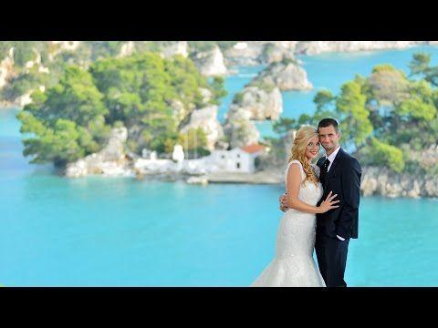 Wedding trailer   Makis & Despoina   clip γάμου   Παργα 2014   Ntaras Ioannis - YouTube