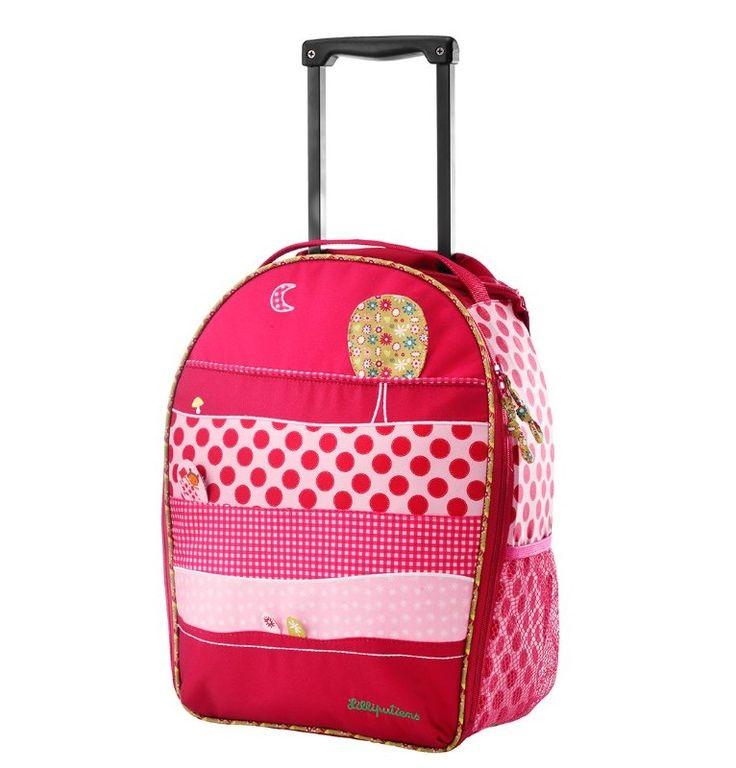 Lilliputiens on the Move Liz Elfe 2 in 1 Rucksack Trolley für Kinder - Bonuspunkte sammeln, auf Rechnung bestellen & DHL Blitzlieferung!