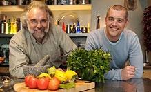 UK recipes : Paul Merrett and David Shuker : Open University