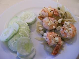 Greek-Spiced Baked Shrimp Recipes — Dishmaps