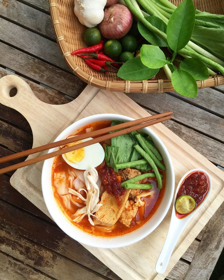 Spicy Thai Tomyam Noodle